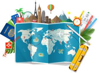 国内及び海外旅行の代理店